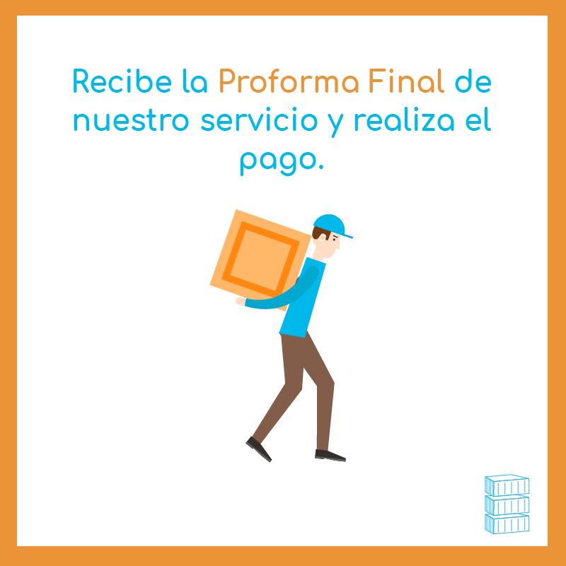 envia paquetes de usa a Perú