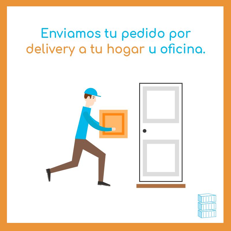 delivery de productos de estados unidos a perú