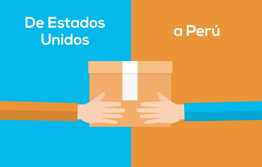ENVIA ENCOMIENDA DE USA A PERU